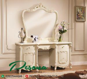 Meja Rias Mewah Pesona Furniture Jepara