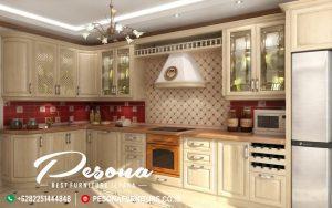 Desain Kitchen Set Minimalis Modern Jepara Terbaru