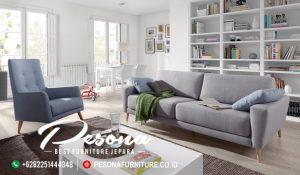 Jual Desain Sofa Tamu Minimalis Rumah Modern