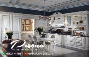 Kitchen Set Duco Ukir Klasik Jepara