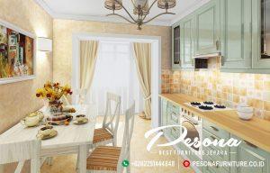 Kitchen Set Eropa Stylee Mewah Jepara
