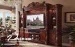Meja Dan Bufet Tv Ukir Mewah Eropa Style