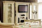 Model Bufet Tv Klasik Mewah Tv Gantung
