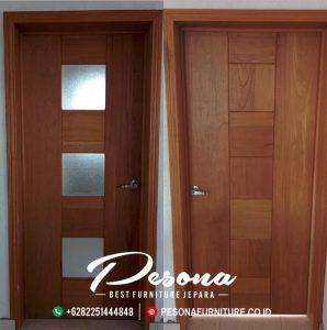 Penjual Kusen Pintu Model Terbaru Jepara