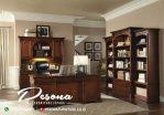 Harga Meja Kantor Minimalis Warna Klasik Jati Jepara