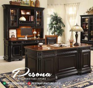 Jual Meja Kantor Dengan Desain Minimalis Klasik