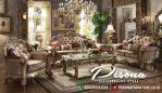 Jual Sofa Tamu Mewah Jepara Model Terbaru Dan Terlaris