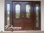 Model Pintu Rumah Utama Minimalis Mebel Jepara