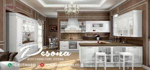 Jasa Pembuatan Kitchen Set Terbaik Furniture Jepara