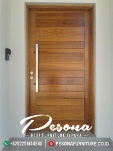 Jual Kusen Pintu Dengan Desain Minimalis Terbaru