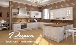 Kitchen Set Dapur Dengan Desain Mewah Klasik