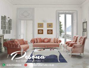 Set Sofa Hanedan Minimalis Terbaru Dengan Busa Empuk