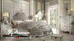Model Tempat Tidur Mewah Silver Jepara Terbaru, Kamar Set Duco Mewah