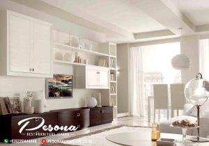Bufet Tv Dengan Desain Minimalis Klasik, Bufet Tv Minimalis Jepara Modern