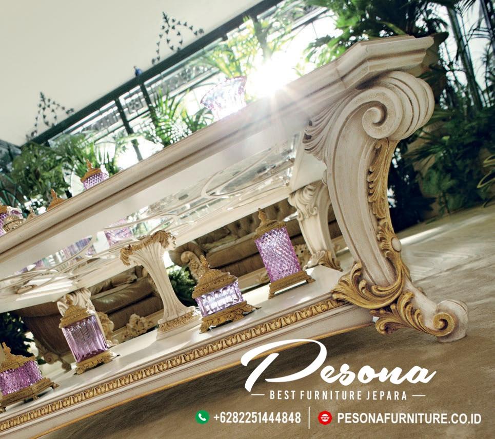 Jual Sofa Tamu Dengan Desain Mewah Jepara
