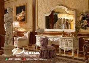 Meja Rias Mewah Klasik Furniture Jepara, Jual Meja Rias Dengan Model Terbaru