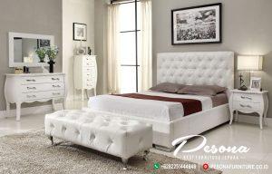 Set Tempat Tidur Dengan Desain Minimalis, Kamar Tidur Minimalis Full Jok