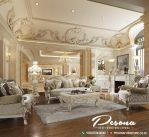 Set Sofa Ruang Tamu Mewah Klasik New Desain Terbaru