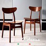 Jual Kursi Cafe Model Minimalis Kayu Jati Terlaris