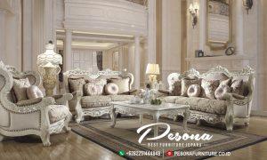 Model Terbaru Sofa Tamu Mewah Ukir Mebel Jepara