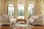 Sofa Ruang Tamu Model Ukir Mewah Turky Mebel Jepara