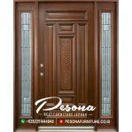 Kusen Pintu Rumah Model Terbaru Dengan Bahan Baku Kayu Jati