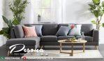 Sofa Tamu Sudut L Desain Terbaru Untuk Rumah Minimalis Terbaru