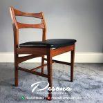 Furniture Kursi Caffe Kayu Jati Minimalis, Kursi Caffe Kayu