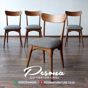 Mebel Kursi Caffe Kayu Jati Jepara Dengan Desain Minimalis Terlaris