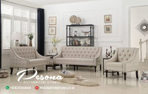 Sofa Ruang Keluarga Minimalis Desain Modern