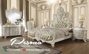 Desain Tempat Tidur The King Mewah Luxury