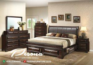 Jual Tempat Tidur Jati Minimalis Klasik Elegan Modern