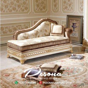 Sofa Santai Classic Eropa Mewah