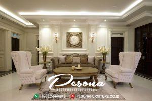 Sofa Set Ruang Tamu Minimalis Modern