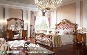 Tempat Tidur Jati Mewah Dengan Harga Berkualitas