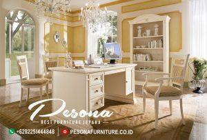 Furniture Meja Kantor Minimalis