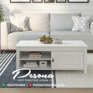 Meja Sofa Tamu Minimalis Modern