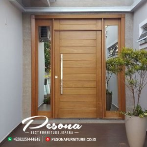 Model Pintu Rumah Modern Minimalis