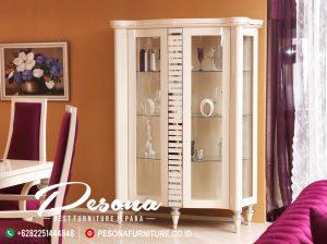 Harga Almari Hias Klasik Mewah Furniture Jepara