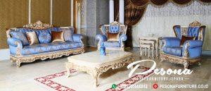 Jual Set Sofa Tamu Mewah Jepara, Sofa Tamu Mewah Ukir Klasik Jepara Terbaru