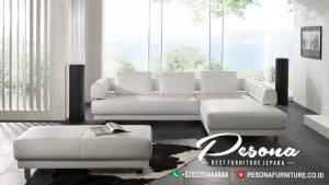 Sofa Tamu Minimalis Sudut Rumah Modern, Jual Sofa Tamu Minimalis Jepara