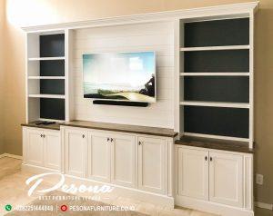 Desain Bufet Tv Minimalis Dengan Model Terbaru Jepara