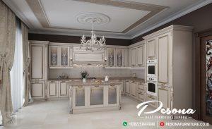 Produk Kitchen Set Ruang Dapur Mewah Klasik Mebel Jepara