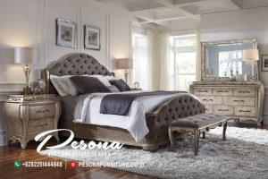 Desain Set Tempat Tidur Modern Mewah Terbaru Nuansa Classic