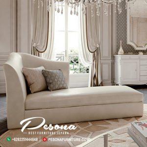 Sofa Santai Di Balut Full Kain