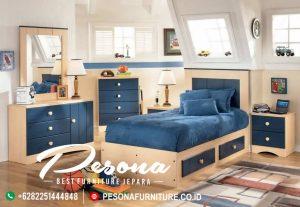 Tempat Tidur Anak Furniture Jepara