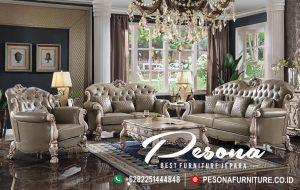 Sofa Ruang Tamu kualitas Mewah Jepara