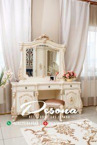 Furniture Meja Rias Warna Putih