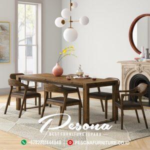 Meja Ruang Makan Caffe Modern