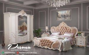 Tempat Tidur Kayu Mewah Furniture Jepara